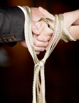 Grandma Blog - handfasting-knot